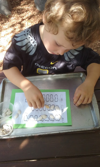 seed count 5
